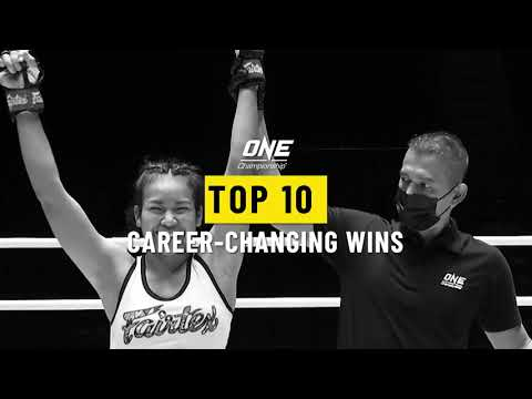 Top 10 Career-Changing Wins | ONE Championship Full Fights