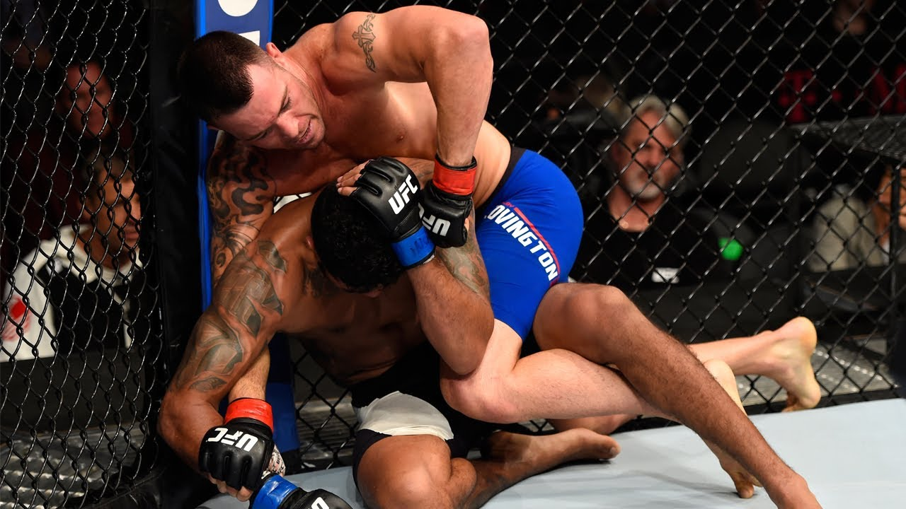 Top Finishes: Colby Covington