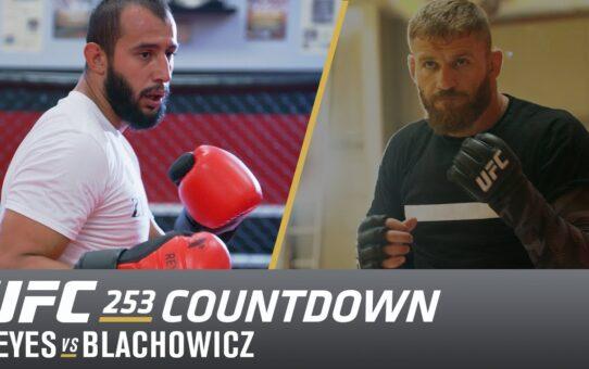 UFC 253 Countdown: Reyes vs Blachowicz