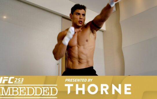 UFC 253 Embedded: Vlog Series – Episode 3