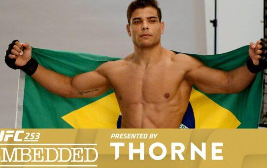 UFC 253 Embedded: Vlog Series – Episode 4