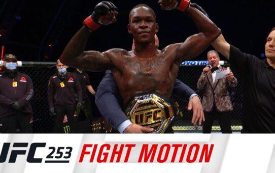 UFC 253: Fight Motion
