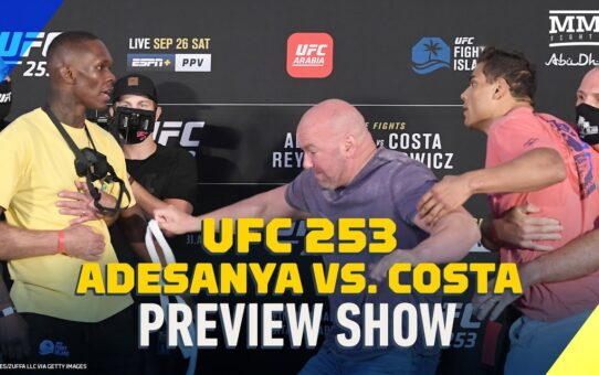 UFC 253 Preview Show – MMA Fighting