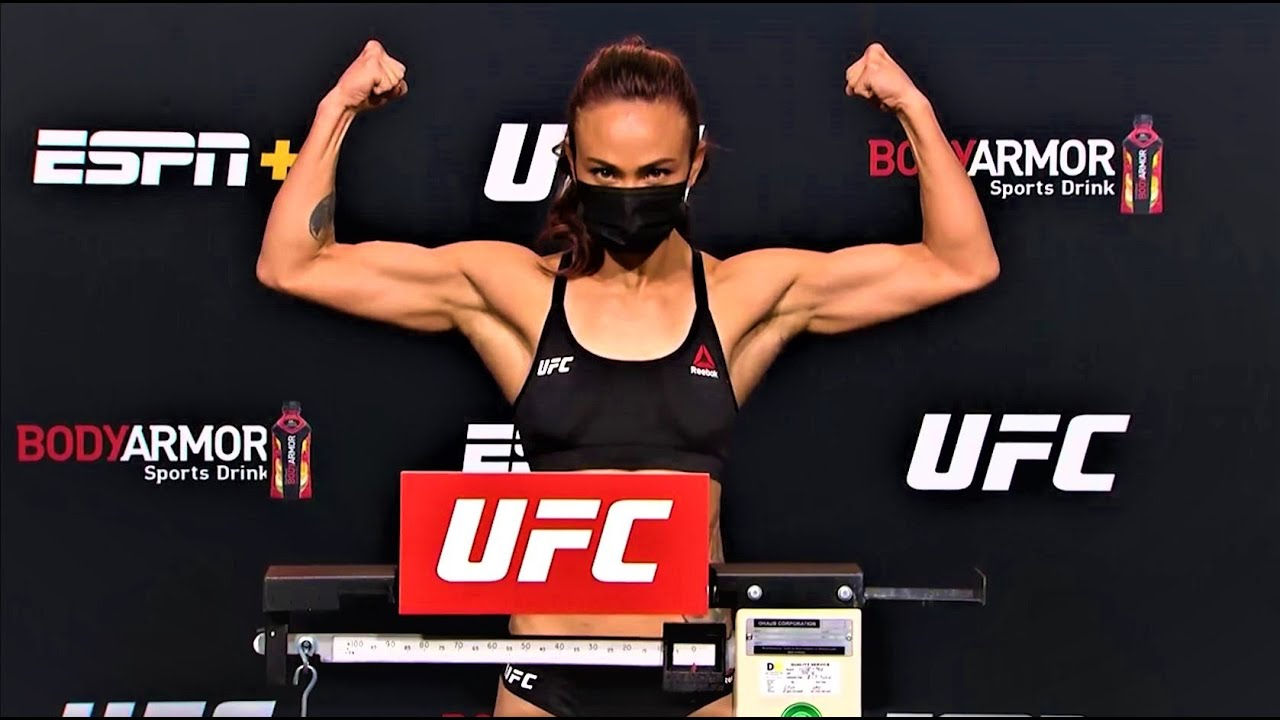 UFC Vegas 10: Waterson vs Hill - Weigh-in