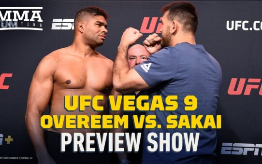 UFC Vegas 9 Preview Show – MMA Fighting