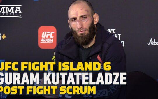 UFC Fight Island 6: Guram Kutateladze Offers To Fight Islam Makhachev At UFC 254 – MMA Fighting