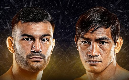 Antonio Caruso vs. Eduard Folayang | Latest Fight Highlights