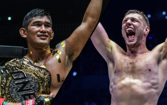 Aung La N Sang vs. Reinier De Ridder | Greatest Hits in ONE Championship