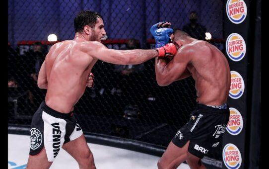 Bellator 250 Highlights: Gegard Mousasi Bests Douglas Lima – MMA Fighting