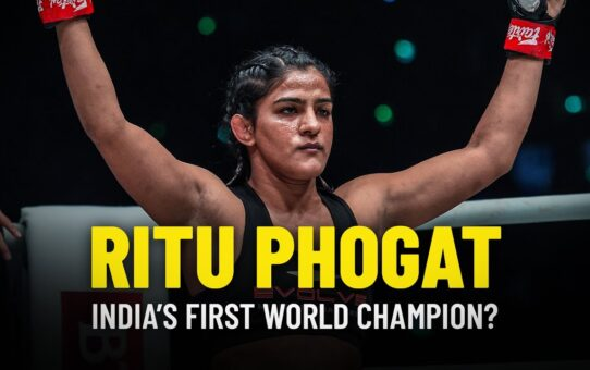 Can Ritu Phogat Become India's First World Champion?