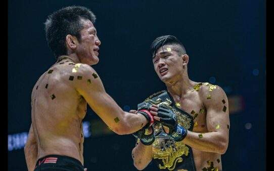 Christian Lee Wants To CLEAN OUT Lightweight Division