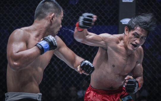 Eduard Folayang's ULTIMATE Striking Highlights