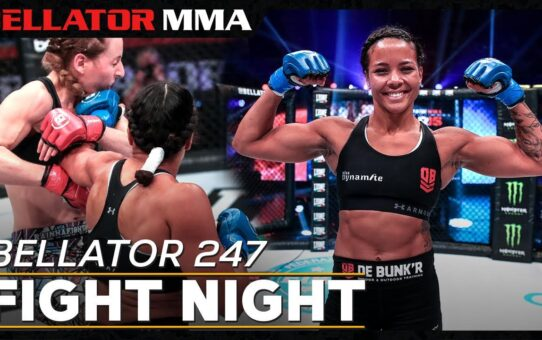 Fight Night | Bellator 247: Jackson vs. Kielholtz