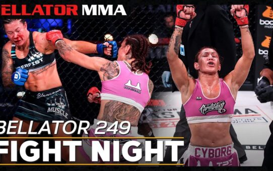 Fight Night | Bellator 249: Cyborg vs. Blencowe