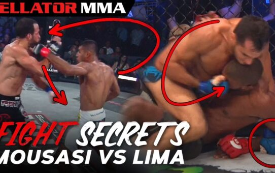 Fight Secrets | Lima vs. Mousasi – Episode 4 | Bellator 250