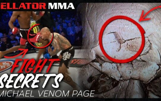 "Fight Secrets | Michael ""Venom"" Page – Bellator MMA"