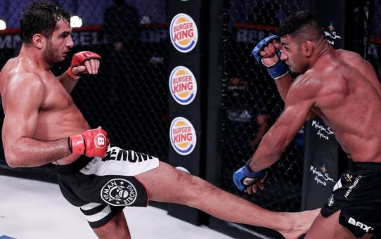 Highlights | Bellator 250: Mousasi vs. Lima – Bellator MMA