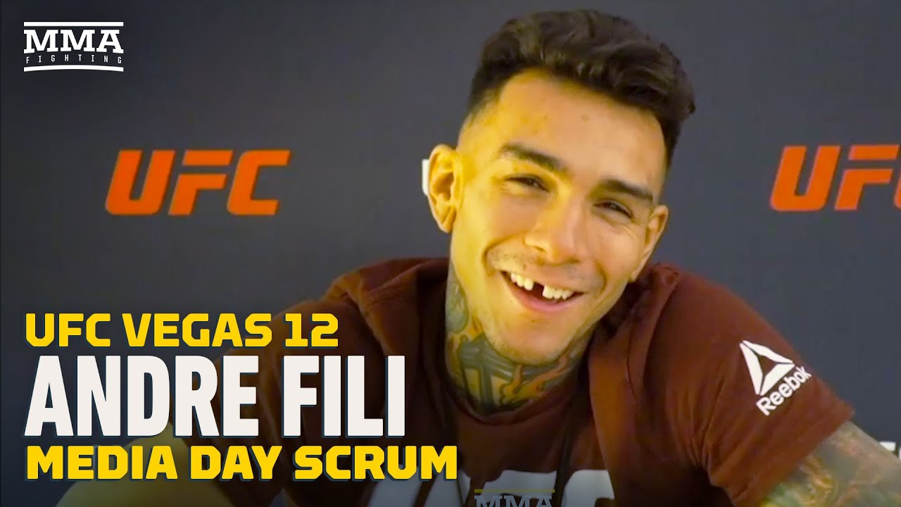 UFC Vegas 12: Andre Fili Lived And Trained With Gary Tonon For Bryce Mitchell Fight - MMA Fighting