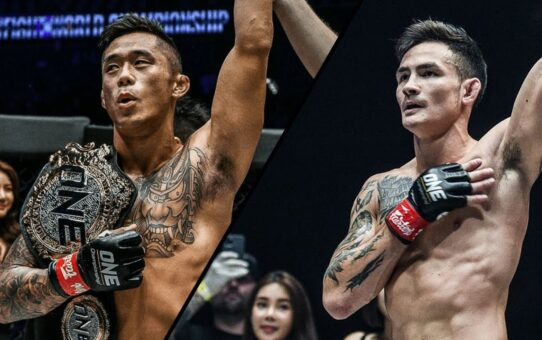 Martin Nguyen vs. Thanh Le   Roads To ONE: ONE INSIDE THE MATRIX