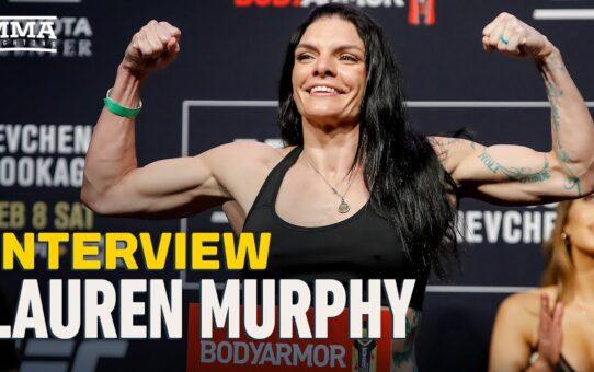 Lauren Murphy Believes UFC 254 Win Should Lead To Title Shot – MMA Fighting