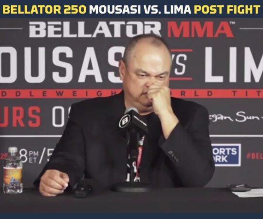 Bellator 250: Scott Coker Assesses Gegard Mousasi, Jake Hager and Henry Corrales Wins – MMA Fighting