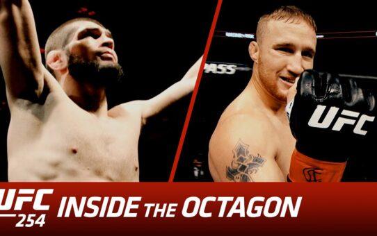 UFC 254: Inside the Octagon – Khabib vs Gaethje