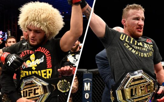 UFC 254: Khabib vs Gaethje – This is My Dream | Fight Preview
