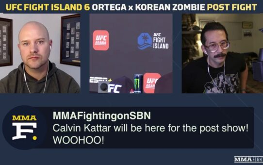 UFC Fight Island 6 Post-Fight Press Conference