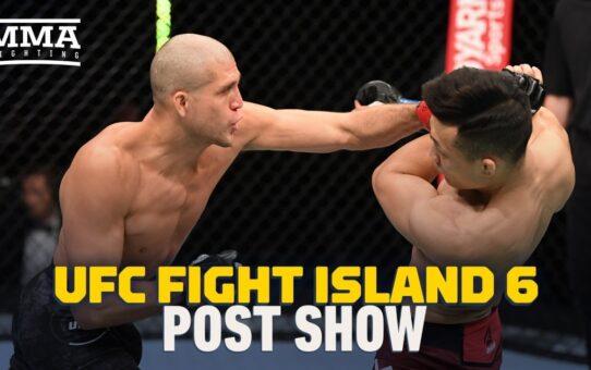 UFC Fight Island 6: Post Show