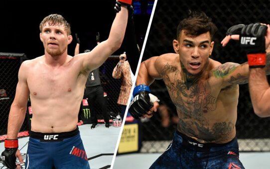 UFC Vegas 12: Mitchell vs Fili – Fight Preview