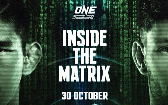 Aung La N Sang vs. Reinier De Ridder | ONE Championship Main Event Trailer