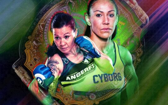 Weigh Ins | Bellator 249: Cyborg vs. Blencowe