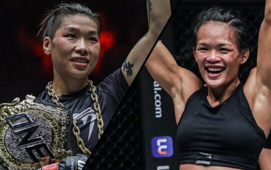 Xiong Jing Nan vs. Tiffany Teo | Greatest Hits In ONE Championship