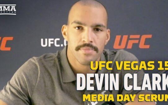 UFC Vegas 15: Devin Clark Eyes Alexsandar Rakic And Jan Blachowicz Rematches – MMA Fighting