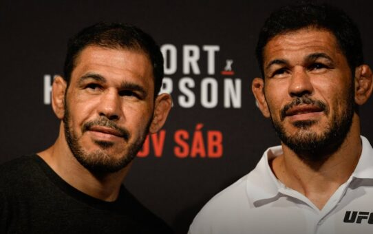 A Family Affair – Siblings Fighting on Same UFC Card
