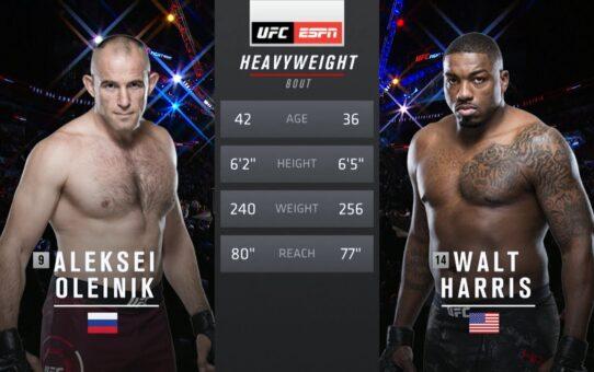Free Fight: Walt Harris vs Aleksei Oleinik | Call of Duty® Free Fight Series