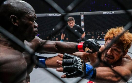 Every HEAVYWEIGHT Fight In ONE Championship
