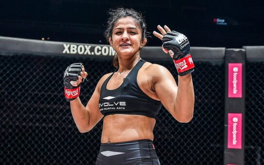 Every Ritu Phogat Fight In ONE Championship