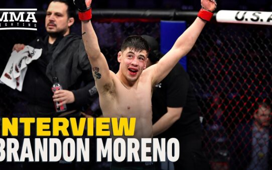 Brandon Moreno Wants To Fight Royval, Perez and Figueiredo Consecutively At UFC 255 – MMA Fighting
