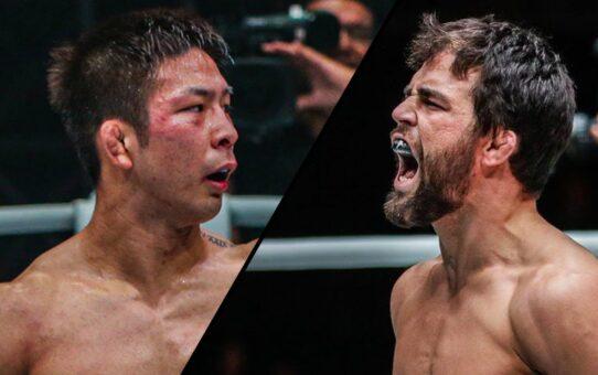 Koyomi Matsushima vs. Garry Tonon   All Wins In ONE Championship
