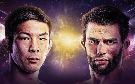 Koyomi Matsushima vs. Garry Tonon   Road To ONE: BIG BANG