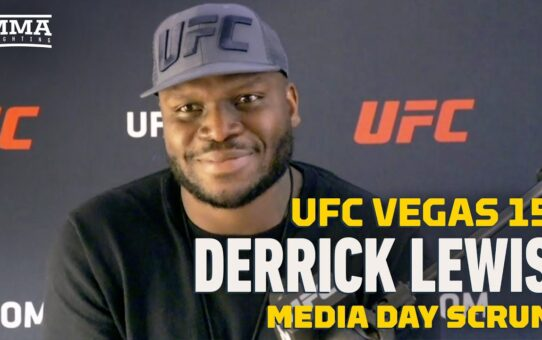 UFC Vegas 15: Derrick Lewis Thinks Curtis Blaydes Is A 'Crab in the Bucket' – MMA Fighting