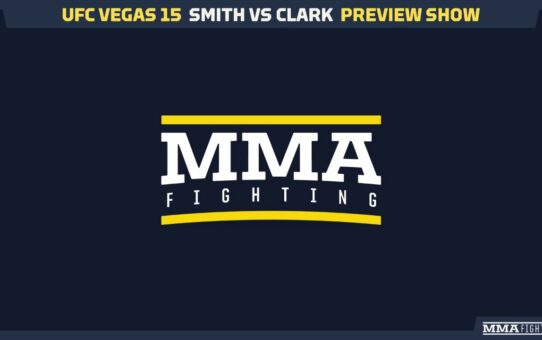 Mike Tyson vs. Roy Jones Jr. & UFC Vegas 15 Preview Show Live Stream – MMA Fighting