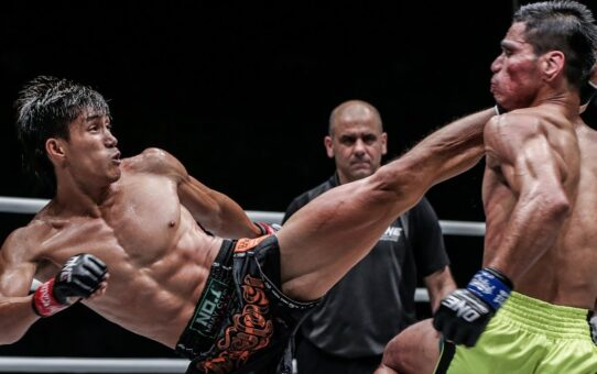 The Best Of Nguyen Tran Duy Nhat In ONE Championship
