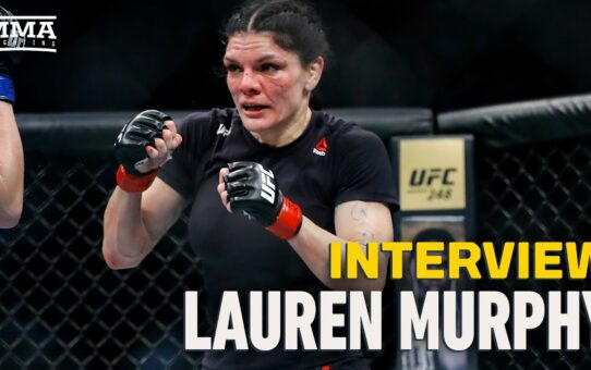 Lauren Murphy Reacts To Calvillo vs. Chookagian Booking, Explains Signing With New Management
