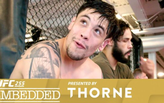 UFC 255 Embedded: Vlog Series – Episode 2