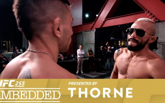 UFC 255 Embedded: Vlog Series – Episode 6