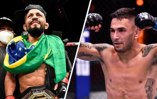 UFC 255: Figueiredo vs Perez – One Goal in Mind | Fight Preview