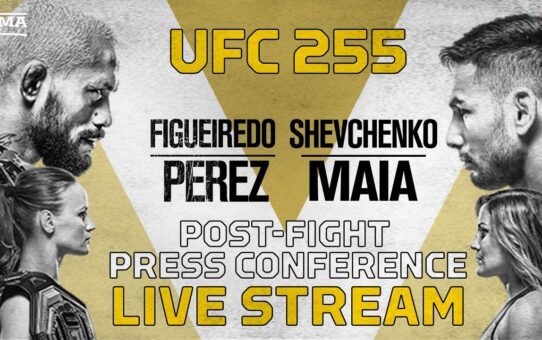 UFC 255 Post-Fight Press Conference Live Stream – MMA Fighting
