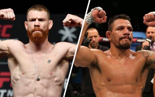 UFC Vegas 14: Felder vs dos Anjos – Fight Preview